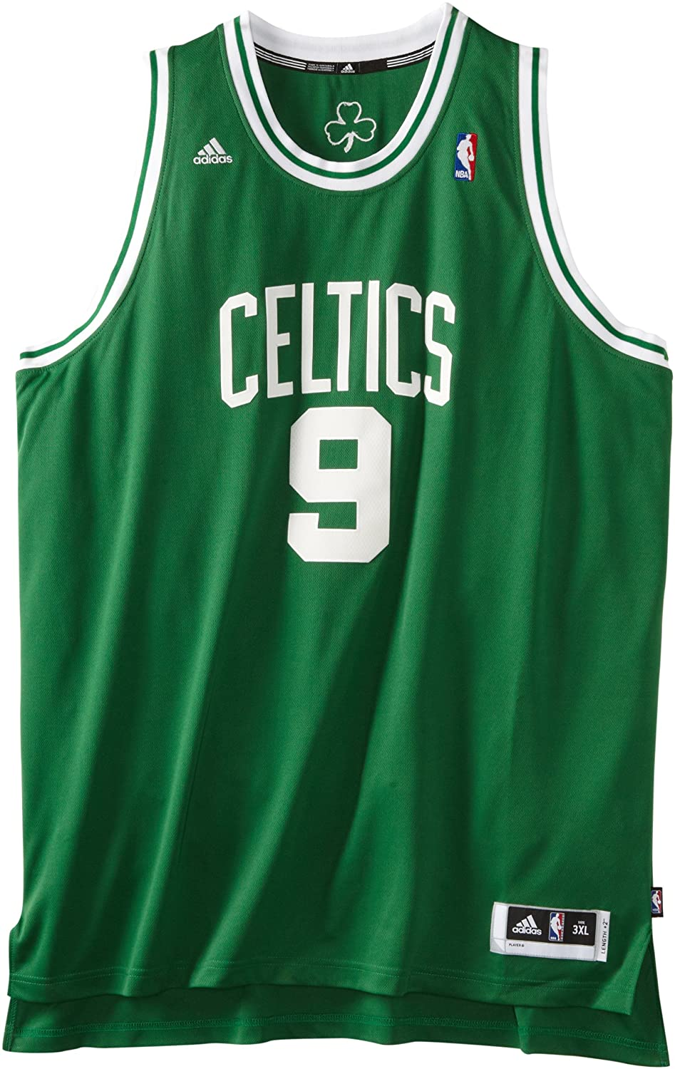 5c2e392254e ... closeout buy nba mens boston celtics rajon rondo revolution 30 road  swingman jersey h size kelly
