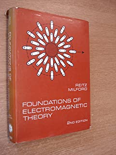Foundations of electromagnetic theory 4th edition john r reitz foundations of electromagnetic theory fandeluxe Gallery