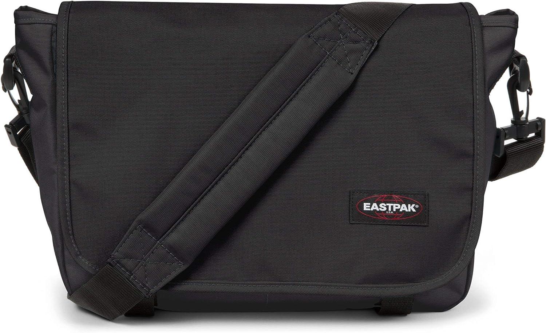 Eastpak Jr Bolso bandolera, 33 cm, 11.5 L, Negro (Black)