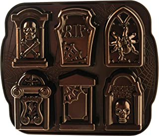 product image for Nordic Ware Tombstone Cakelets, 11.75 x 10.13, Bronze