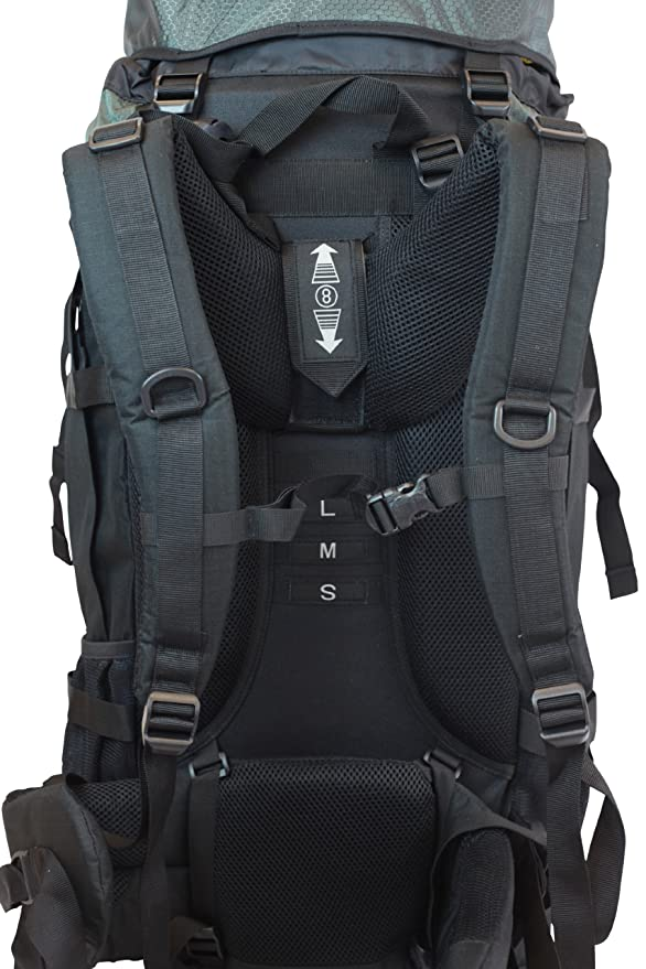 3d32b342d3 Amazon.com   Ledge Sports 65XT Outbound Ready Backpack (55+10-Liter)    Internal Frame Backpacks   Sports   Outdoors