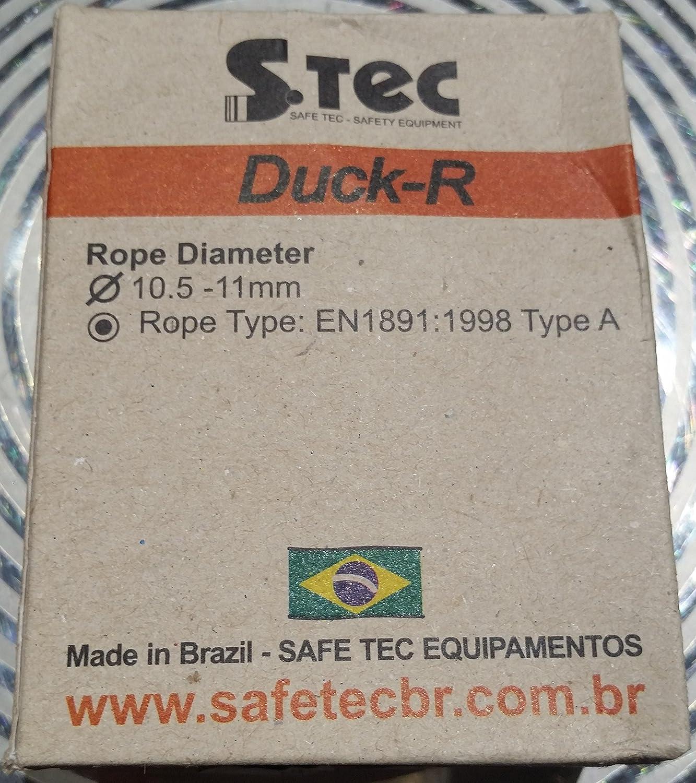 SafeTec Duck-R Back-Up Device Stec Duck R Back Up  AL-ST0001 Replace Petzl B03