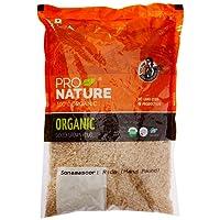 Pro Nature 100% Organic Sonamasoori Rice, Hand Pound, 1kg
