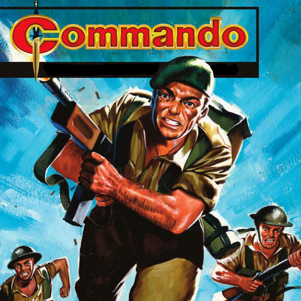 Book cover from Commando (Issues) (50 Book Series) by George Low