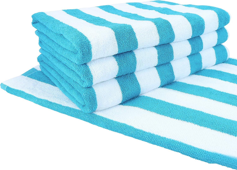 Arkwright LLC Cali Cabana Beach Towels (4-Pack, 30 x 60