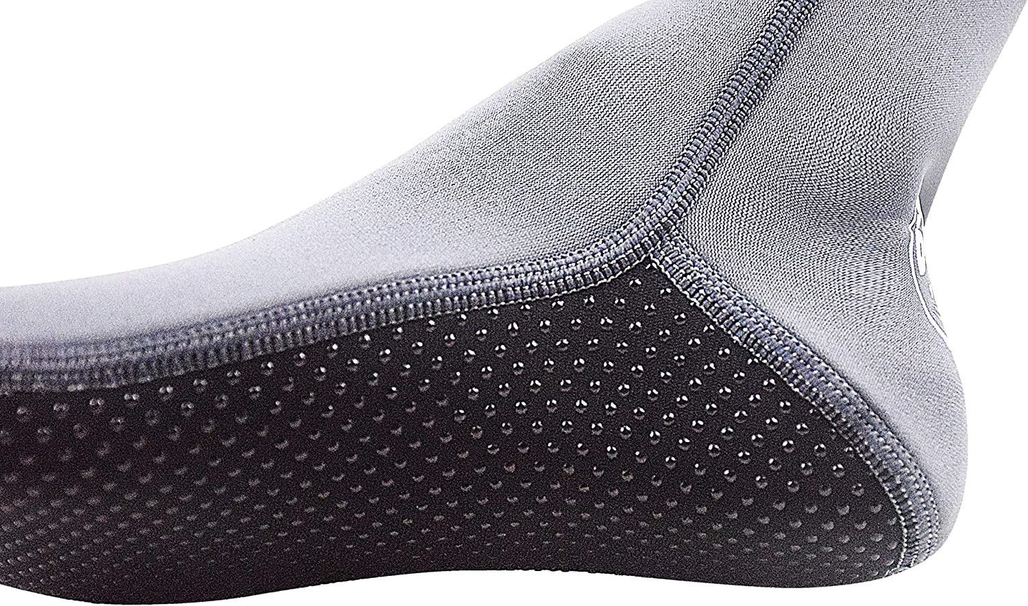Swimming Water Sports Keep Your Feet Warm and Provided Protection Sand-Proof Upgrade Design Wetsuit Sock for Snorkeling Kayak 3mm Neoprene Socks Black, L AILELAN Sand Socks