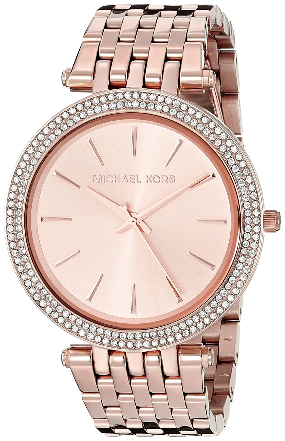 9d7bc49c3f74 Amazon.com  Michael Kors Darci Rose Gold-Tone Ladies Watch MK3192  Watches