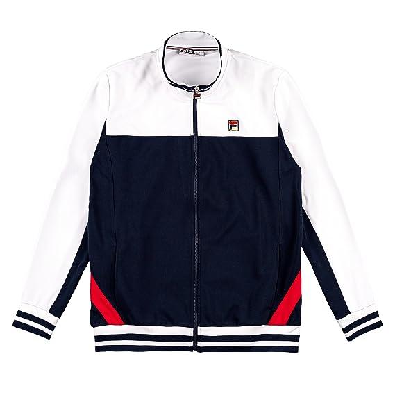 41699ee5892a Fila Vintage Men s Tiebreaker Track Jacket