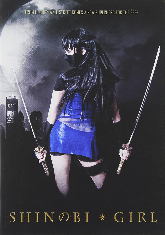 Amazon.com: Shinobi Girl: Alexandra Hellquist, Mia Van de ...