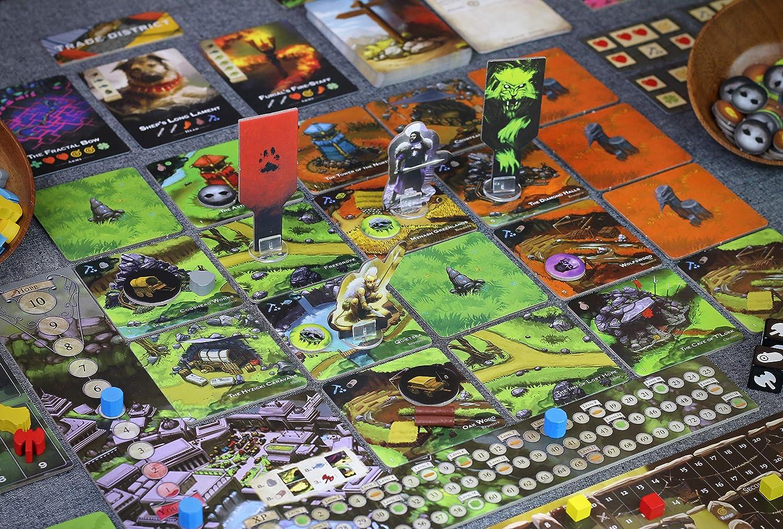 The City of Kings - Juego de Mesa [Inglés]: Amazon.es: Juguetes y juegos