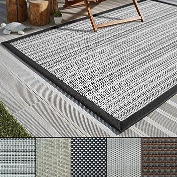 Tapis Exterieur Terasse Avec Bordure Ideal Pour Balcon Jardin