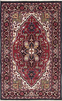 Amazon Com Persian Area Rugs 4620 Cream 8x10 Area Rugs 8