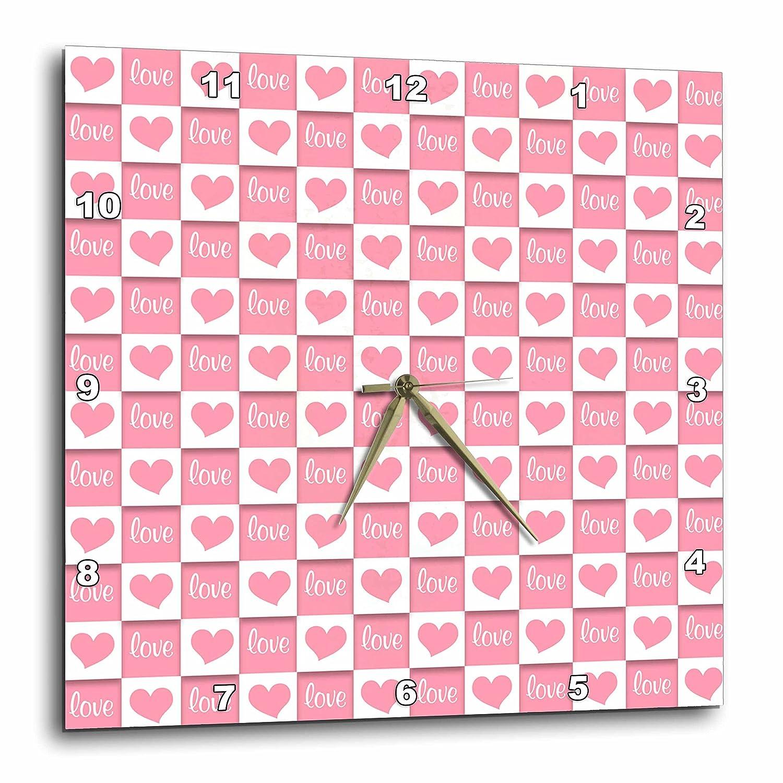 c702453a7f4e8 Amazon.com: 3dRose Anne Marie Baugh - Hearts and Valentines - Cute ...