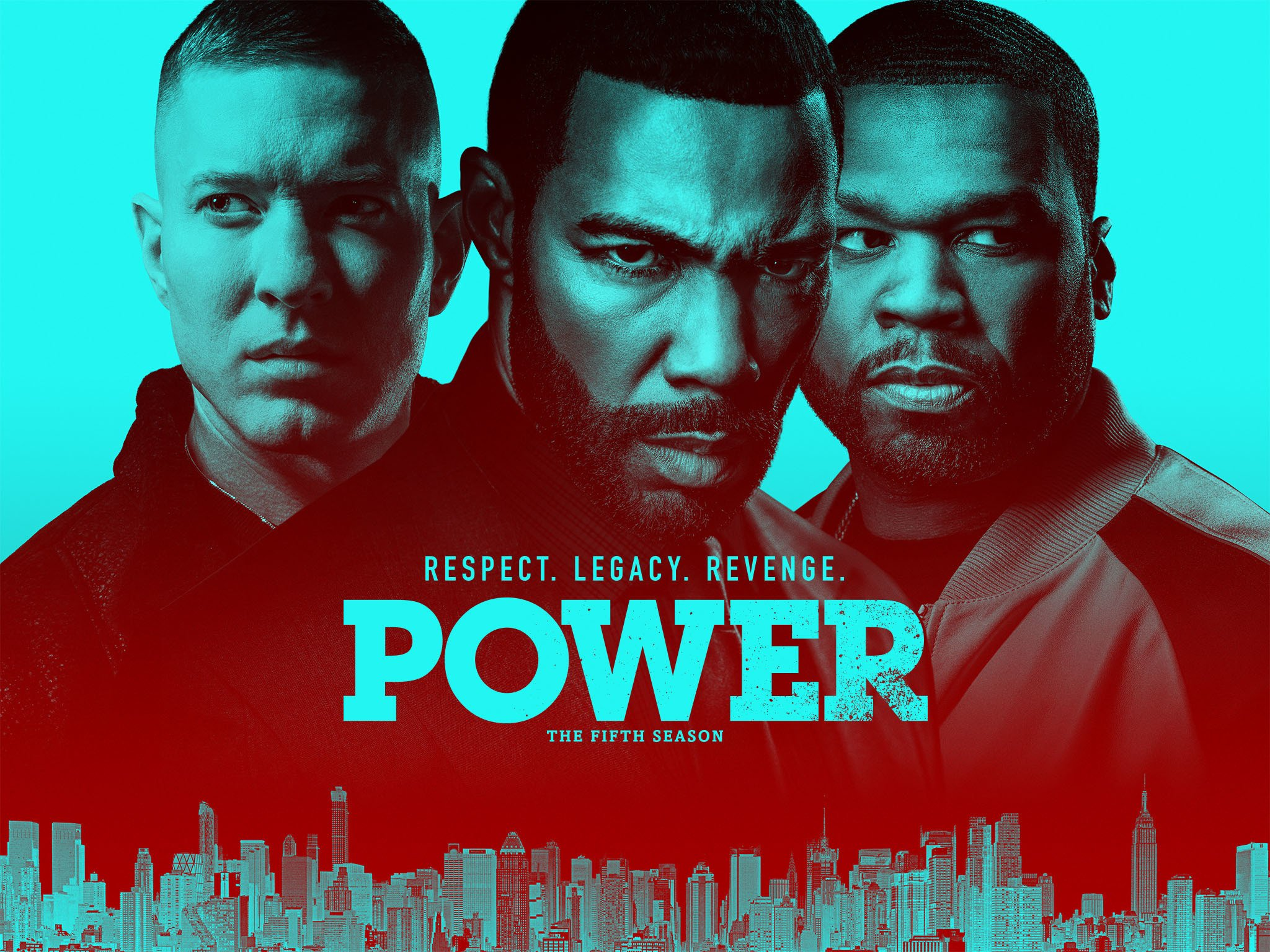 Amazon.com: Power, Season 5: Omari Hardwick, Lela Loren, Naturi ...