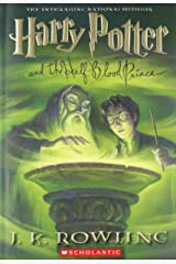 Harry Potter and the Half-Blood Prince (Book 6) Paperback