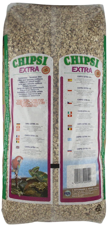 Chipsi Astillas de Haya Extra Lecho para jaulas: Amazon.es: Productos para mascotas