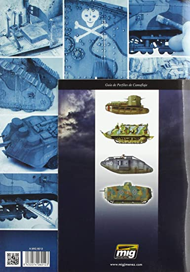Amazon.com: AMMO MIG-6012 Weathering Special - The First ...
