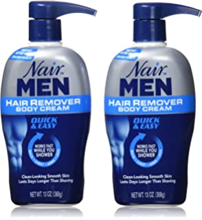 Amazon Com Nair Men Hair Remover Spray 6 0 Oz Nair Body