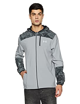 Under Armour Chaqueta de Running: Amazon.es: Deportes y aire ...