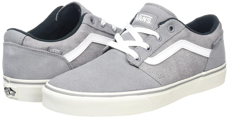 vans chapman grey