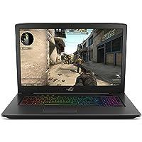 """ASUS ROG Strix GL703GE-ES73 Negro Portátil 43.9 cm (17.3"""") 1920 x 1080 Pixeles 2.20 GHz 8ª generación de procesadores Intel® CoreTM i7 i7-8750H - Ordenador portátil (8ª generación de procesador"""