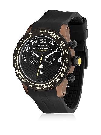 bd35f36113c1 Bultaco Reloj analogico para Hombre de miyota OS21 con Correa en Acero  Inoxidable H1SC48C-SB1  Amazon.es  Relojes