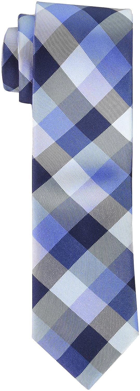 Tommy Hilfiger Silk Tie, Corbata para hombre, 100% seda, 7 cm de ...