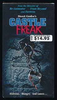 product image for Castle Freak [VHS]