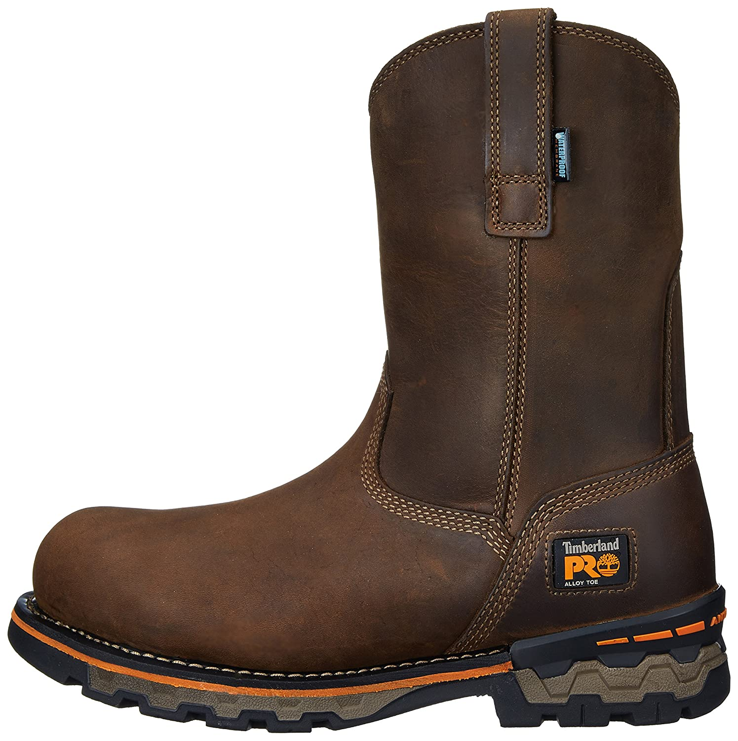 8cc4524ca70 Amazon.com: Timberland PRO Men's Mortar Pull-On CSA Composite-Toe ...