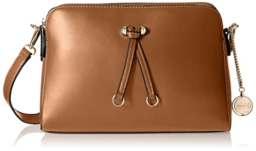 5d9fb21c17 Gussaci Italy Women s (Sling Bag) (Brown) (GC623)  Amazon.in  Shoes ...