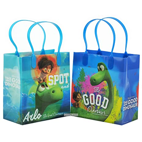 Amazon.com: Disney The Good Dinosaur Party Favor Goodie Gift Bag ...