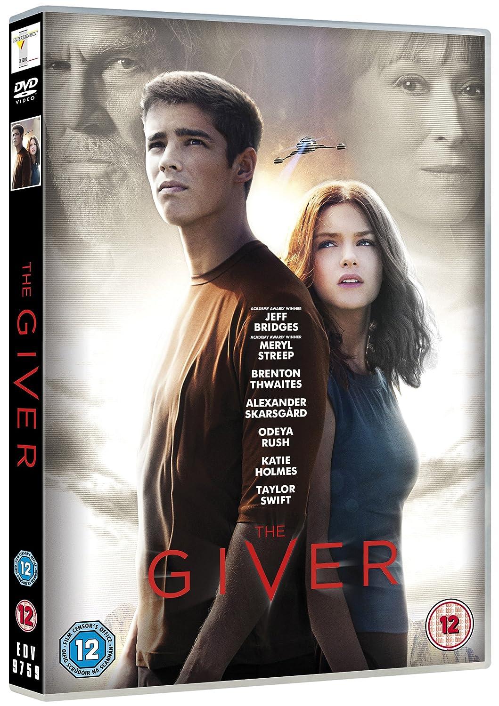 Giver. The [Edizione: Regno Unito] [Italia] [DVD]
