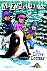 A to Z Mysteries: The Lucky Lottery Kindle Edition