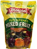 Mariani Sun Ripened Mixed Fruit No Sugar Added Dried Fruit 36 Ounce Value Bag