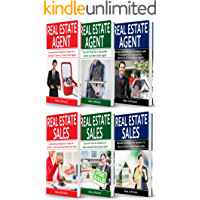 Real Estate Agent: 6 Books in 1- Real Estate Agent(3 book series) & Real Estate Sales(3 book series)