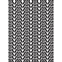 Darice Carpetas de Embossing Suéter, 10.8x14.6x3 cm