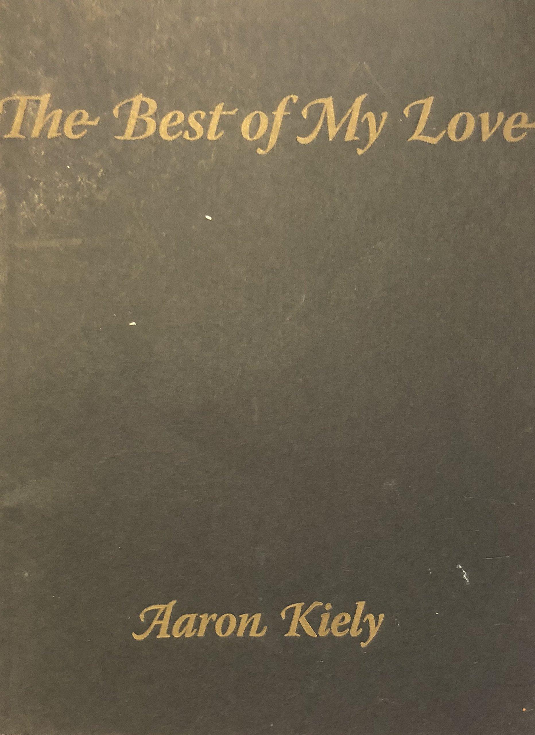 The Best of My Love: Aaron Kiely: 9781933254128: Amazon com: Books