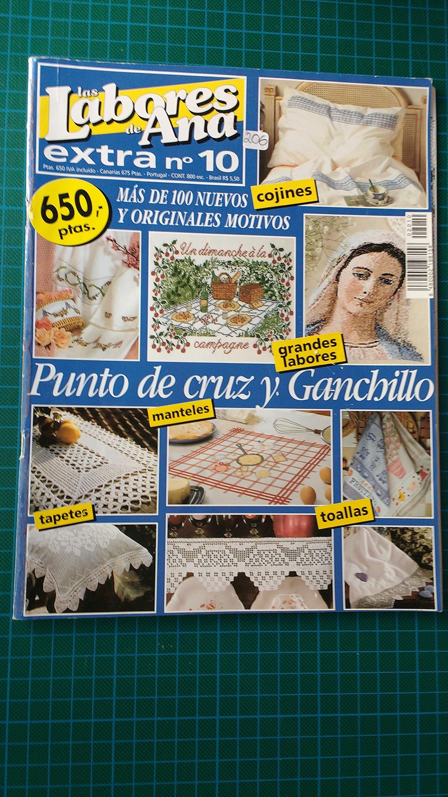 LAS LABORES DE ANA EXTRA Nº 10: Amazon.es: Redacción Las Labores de Ana: Libros