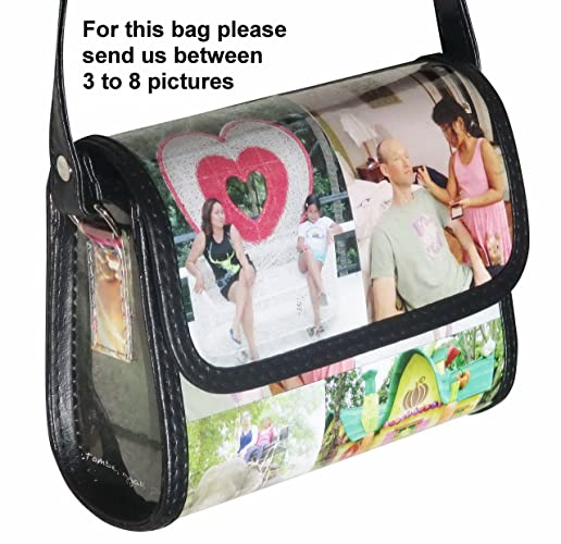 Amazon small custom crossbody bag with your pictures printed on small custom crossbody bag with your pictures printed on it free shipping gift gifts solutioingenieria Image collections