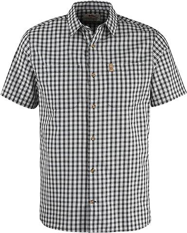 FJALLRAVEN High Coast Shirt SS - Camisa Hombre: Amazon.es: Ropa y accesorios