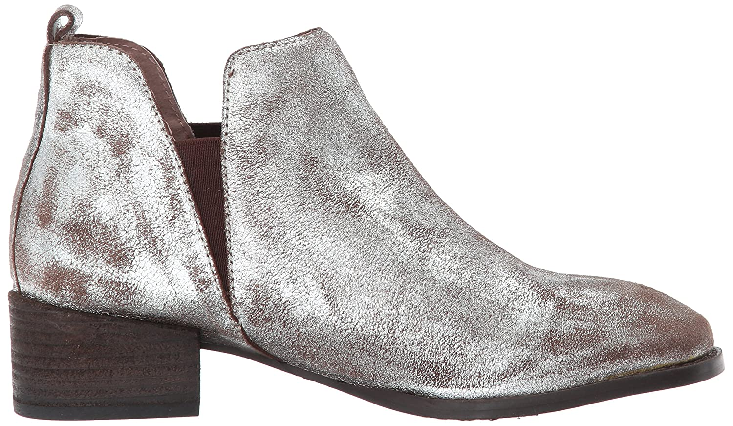 Seychelles Women's Offstage Ankle US|Pewter Bootie B06XDN4J2F 8 B(M) US|Pewter Ankle ec9637