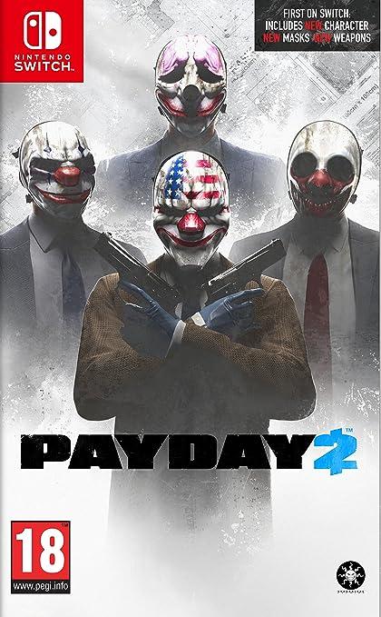 Payday 2: Amazon.es: Videojuegos