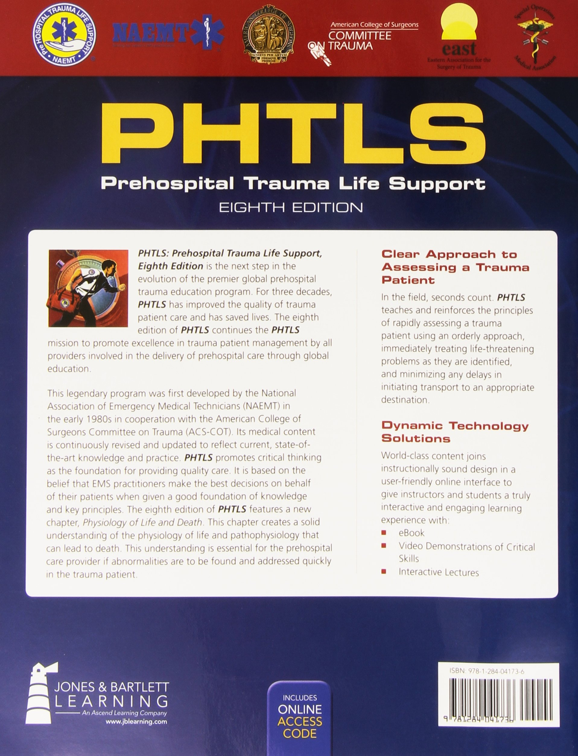 Buy Phtls Prehospital Trauma Life Support Book Online At Low Prices