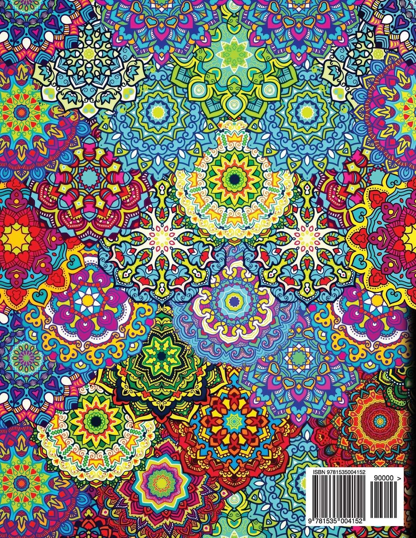 Mandalas Complejos: Libro De Colorear Para Adultos Tapa blanda ? 30 jun 2016 2