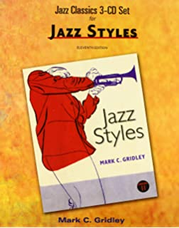 Jazz styles books a la carte edition 11th edition mark c jazz classics cd set 3 cds for jazz styles fandeluxe Choice Image