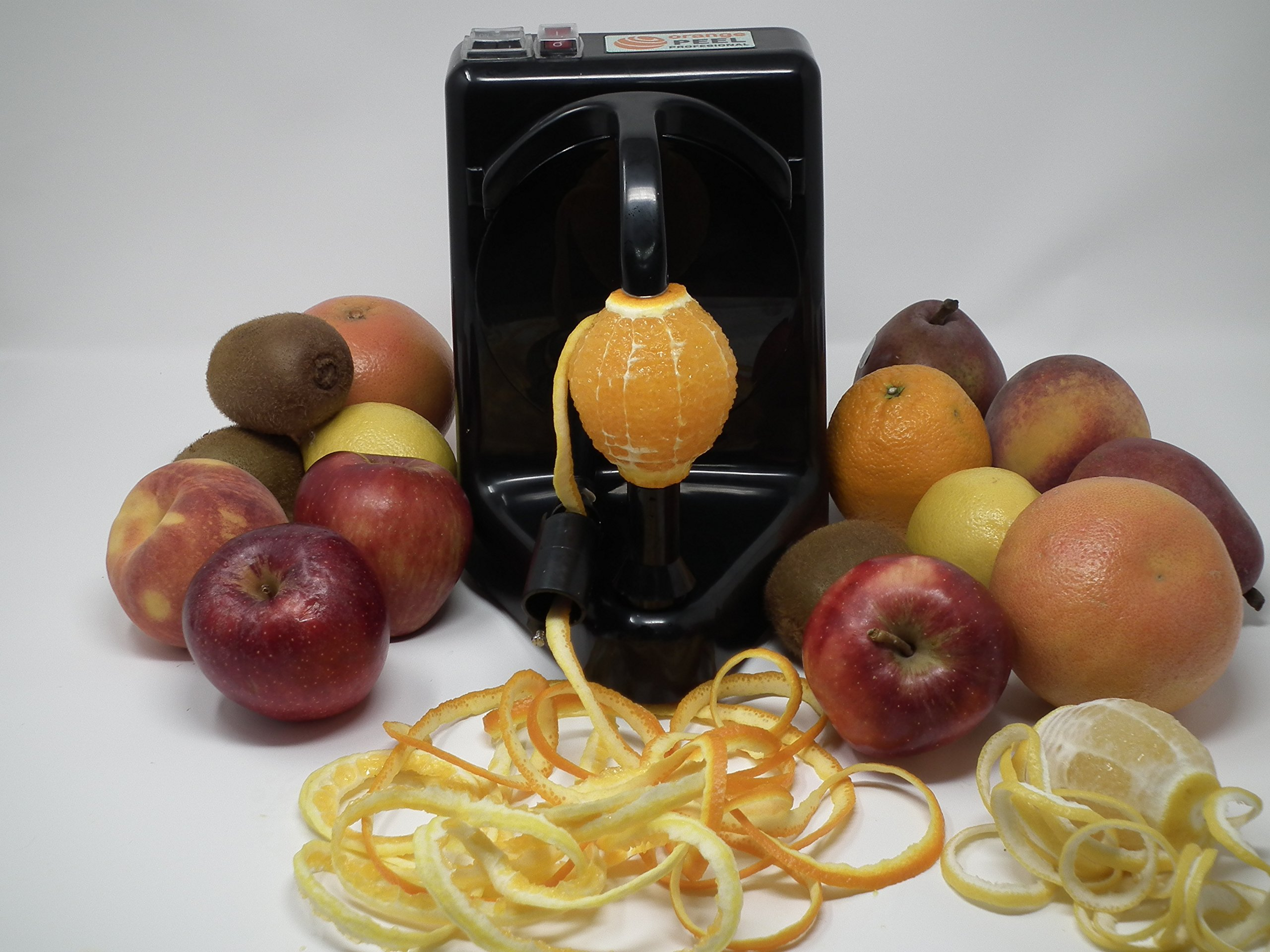 Pelamatic Orange Peeler Pro Black