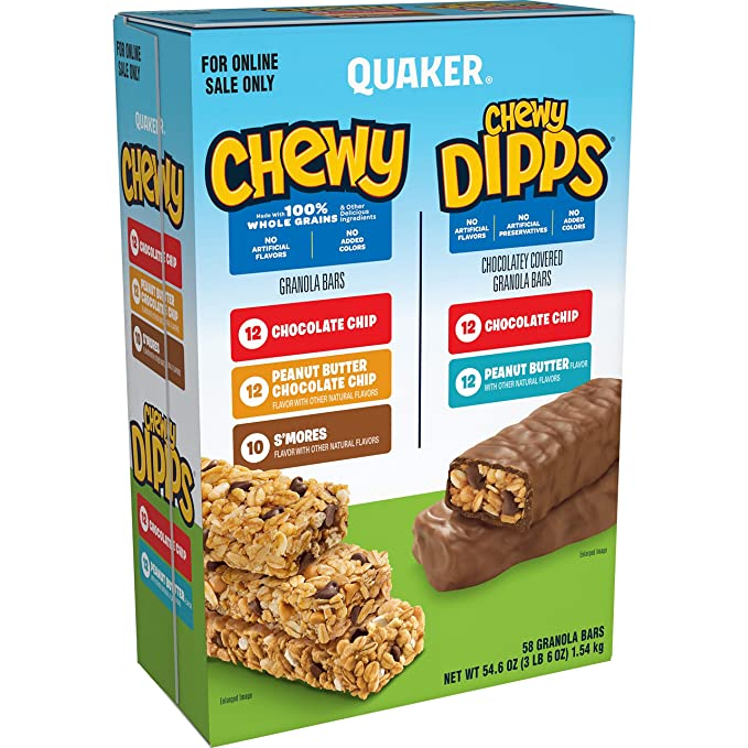 Amazon.com : Chewy & Chewy Dipps : Grocery & Gourmet Food