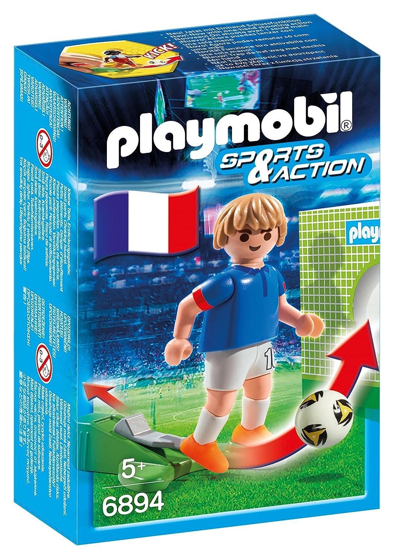 playmobil 6894 joueur de foot franais