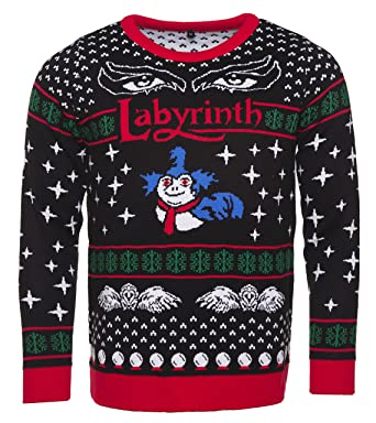 Exclusive Labyrinth Fairisle Knitted Sweater at Amazon Men's ...
