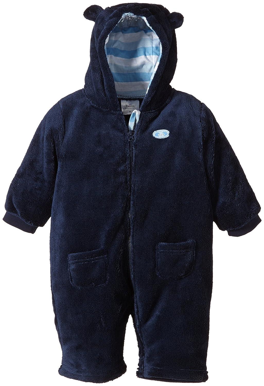 Twins Baby Boys Hooded Fleece Snowsuit Julius Hüpeden GmbH 118019